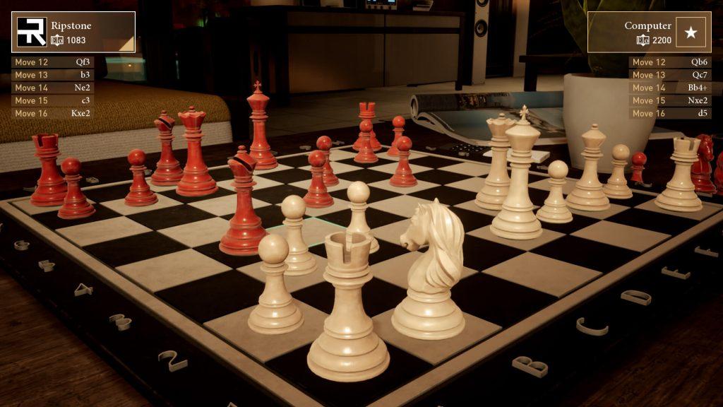 Лучшая шахматная видеоигра
