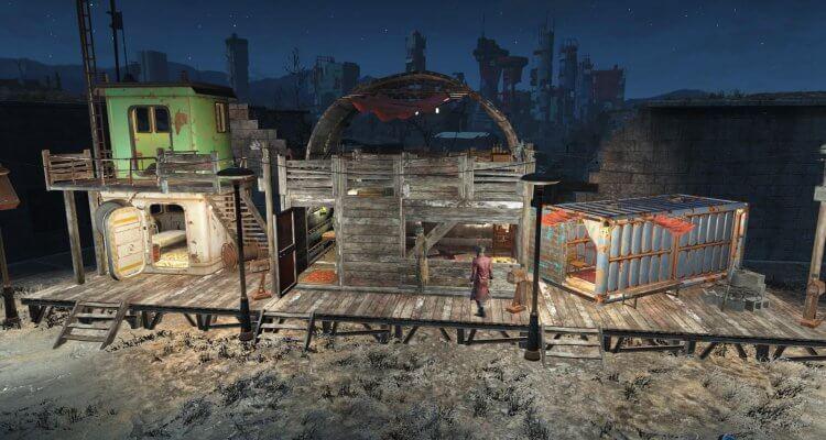 Лучший мод 2017 года: Sim поселения для Fallout 4