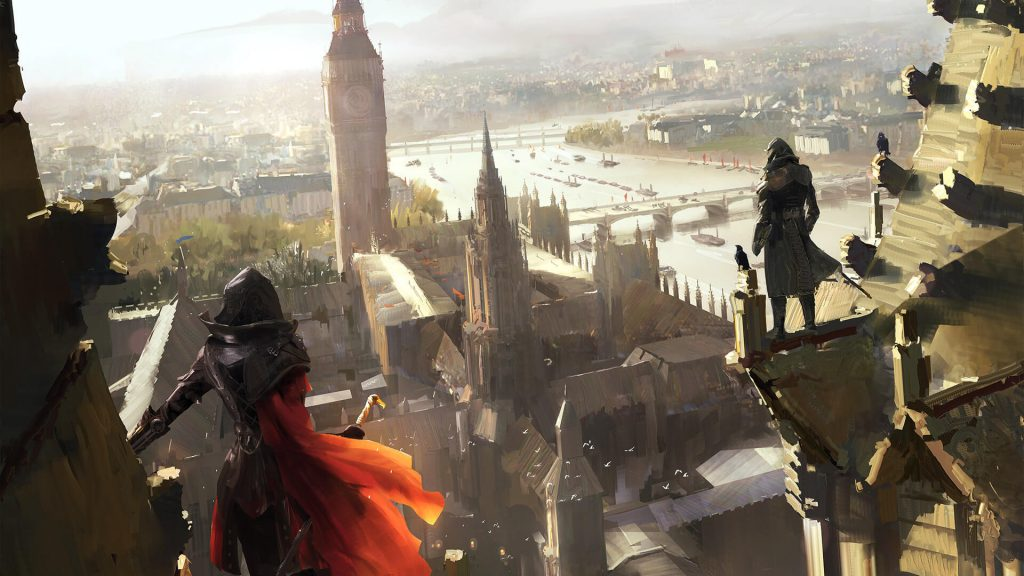 Assasins's Creed Syndicate