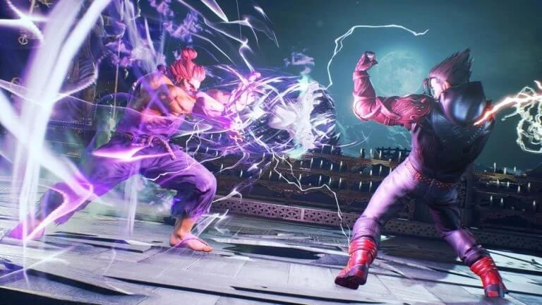 Выпуск Tekken X Street Fighter всё ещё может произойти