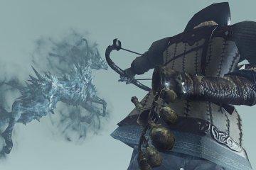 Обзор Dark Souls 2: Crown of the Ivory King
