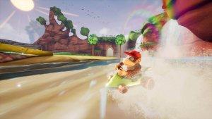 Первые скриншоты Diddy Kong Racing