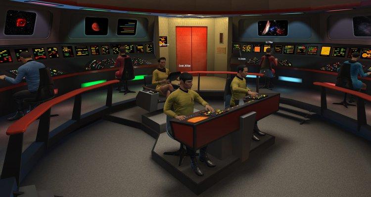 Dragon Ball FighterZ, Star Trek: Bridge Crew и прочее