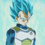 Dragonball FighterZ - Blue Vegeta