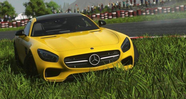 Обзор DriveClub