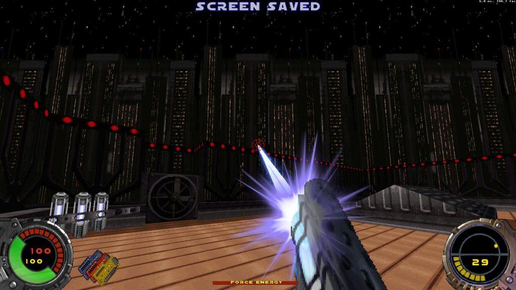 Duke Forces 2.10. В моде для Duke Nukem 3D по мотивам Звёздных войн появились новые спрайты