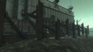 Fallout 3 переделана в Fallout 4 с Creation Engine