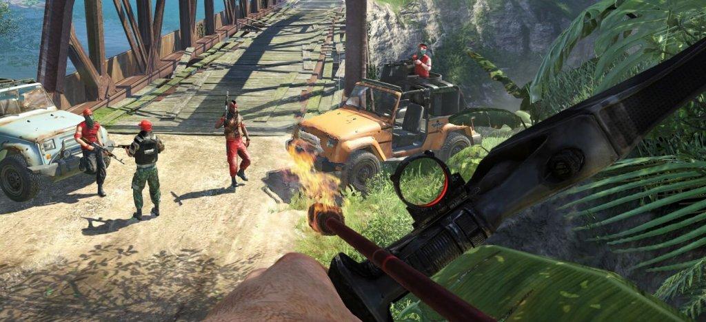 Far Cry 3 - советы по выживанию на острове