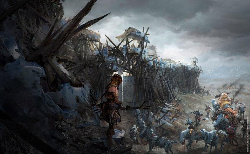 Концепция игры и сюжетные детали