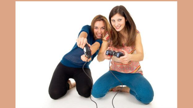 Делитесь любовью к видеоиграм