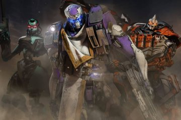 Livelock - игра про роботов с человеческим сознанием