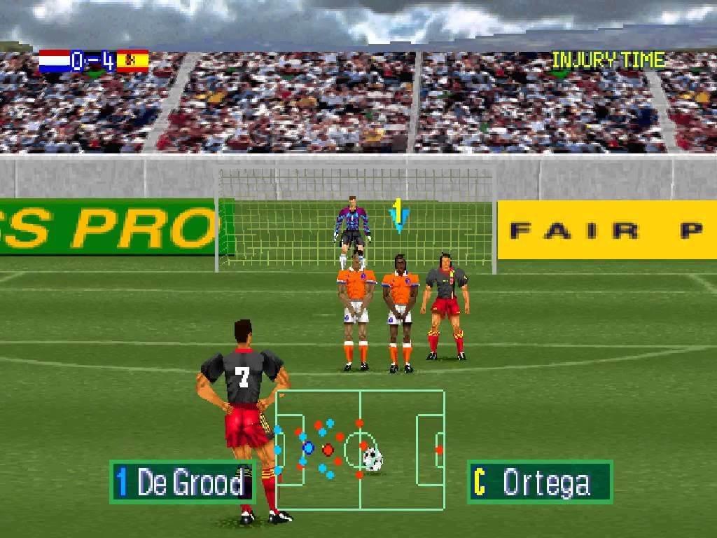 PES/Fifa