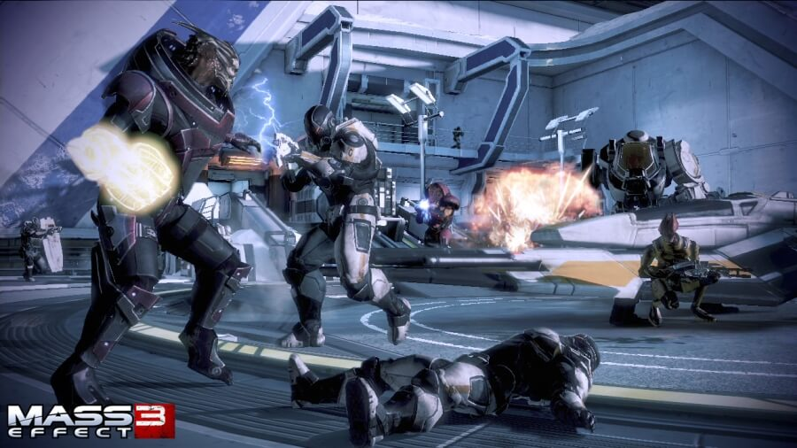 Mass Effect 3 - советы и тактика