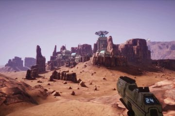 Memories of Mars – новая онлайн-песочница с элементами выживания