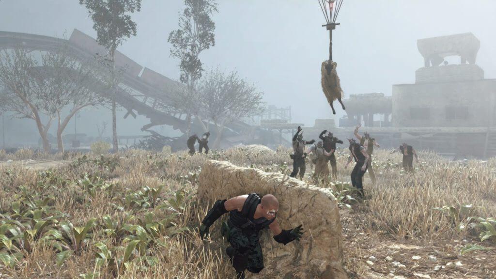 Metal Gear Survive никогда не станет достаточно хорошей для фанатов
