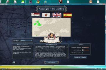 Napoleon: Total War Great Britain, Spain, Portugal, Netherlands