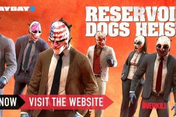 Новое DLC к Payday 2 добавит «Бешеных псов» Тарантино