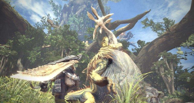 Новые подробности Monster Hunter: World