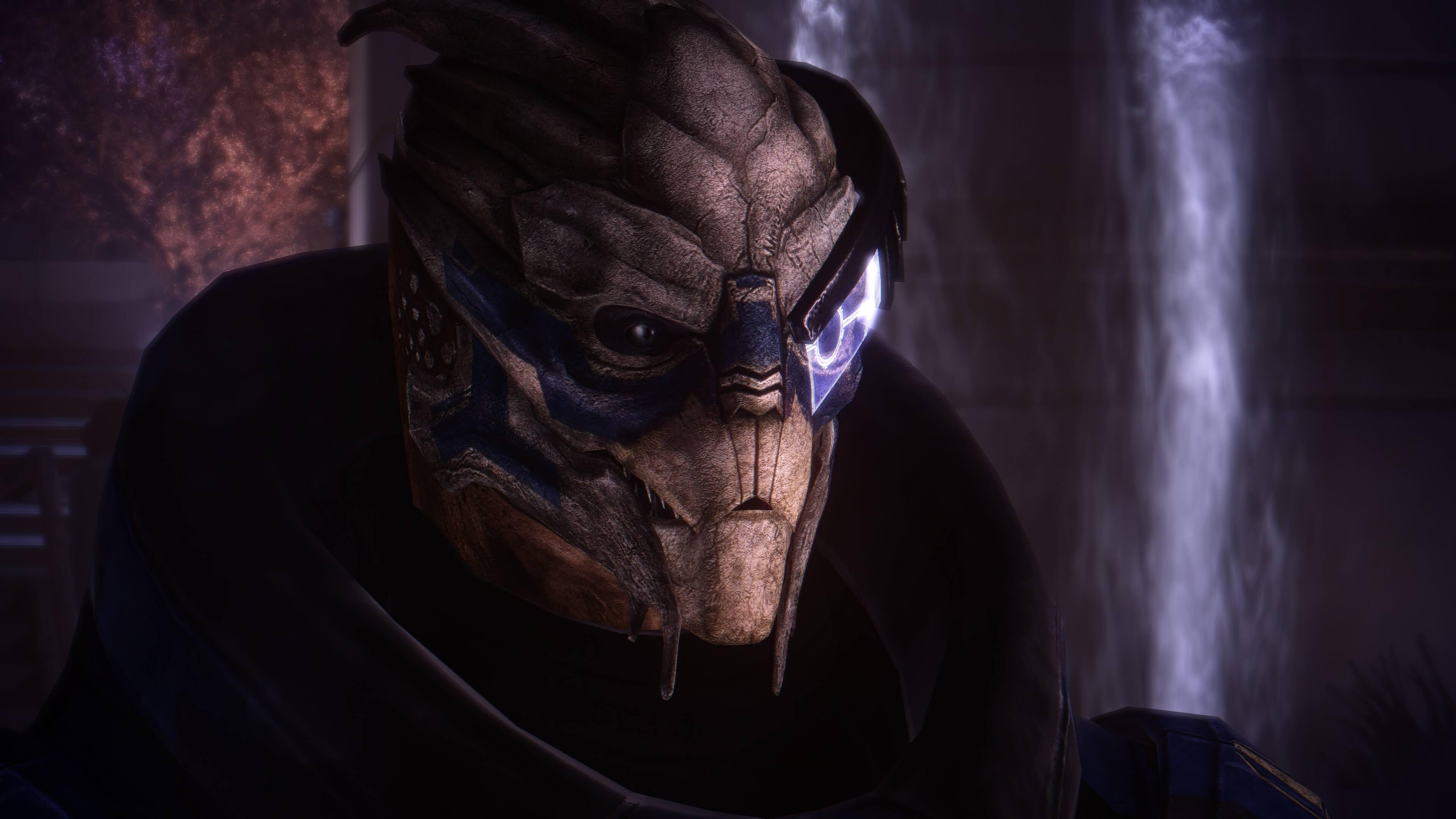 Новый набор текстур для Mass Effect