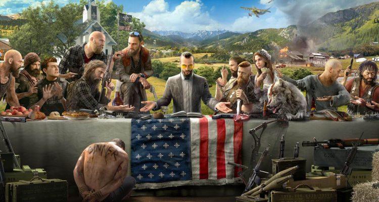 Новый трейлер Far Cry 5 рассказывает о персонажах и коопе