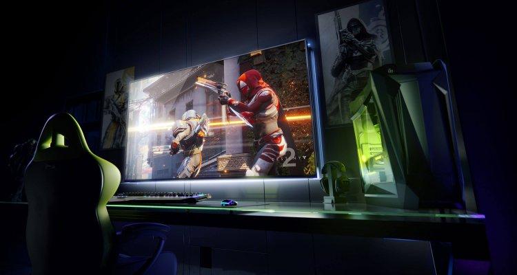 Новые мониторы BFGD от Nvidia больше телевизоров