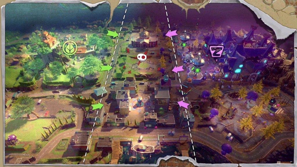 Обзор Plants vs. Zombies: Garden Warfare