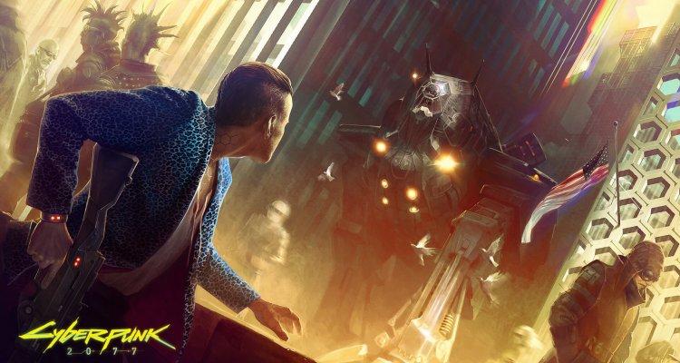 Польский портал заявил, что Cyberpunk 2077 будет продемонстрирована на E3