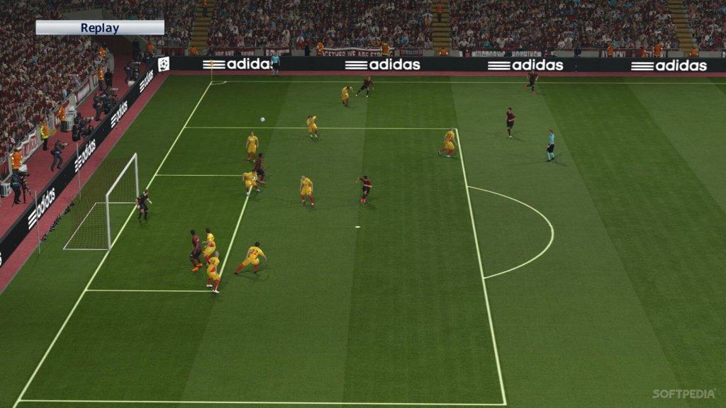 Обзор компьютерной игры Pro Evolution Soccer 2016