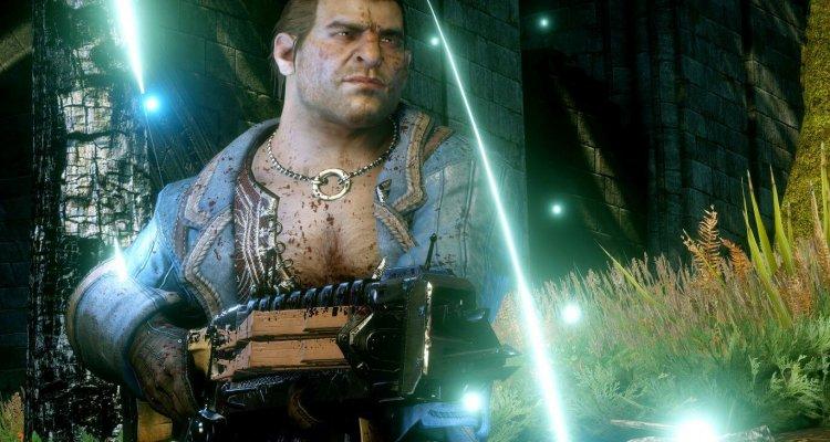 Рассказ Варрика из Dragon Age выйдет в печатном виде