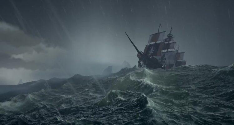 Sea of Thieves обладает лучшими водными эффектами