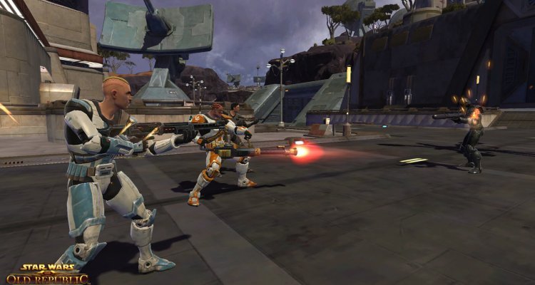 Star Wars: The Old Republic — гайд по классу Trooper