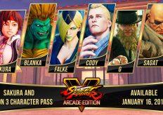 Street Fighter V: Arcade Edition - как разблокировать всех персонажей