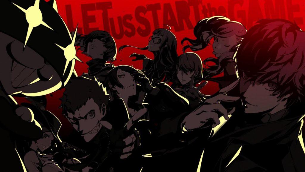Persona 5 (а также 3 и 4)