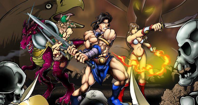 Action-RPG на Sega Mega Drive