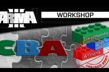 ArmA III CBA_A3 MOD