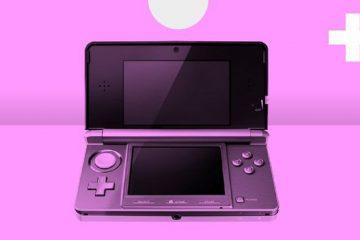 Лучшие игры на 3DS
