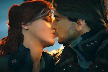 5 лучших любовных сцен в видео-играх