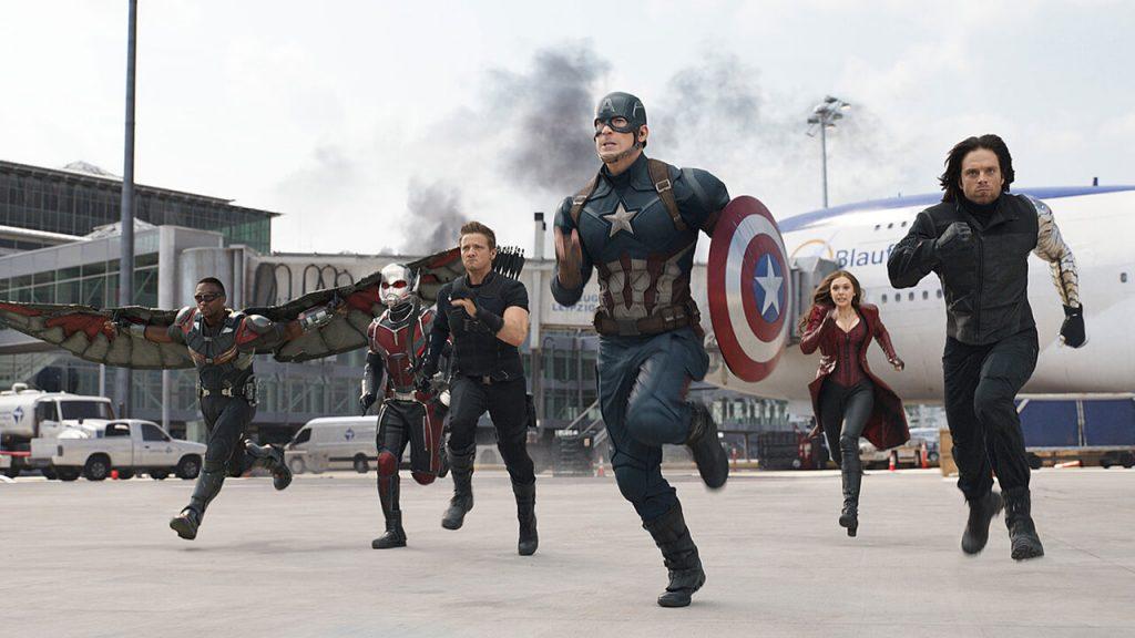 Кинематографическая Вселенная Marvel (2008-)