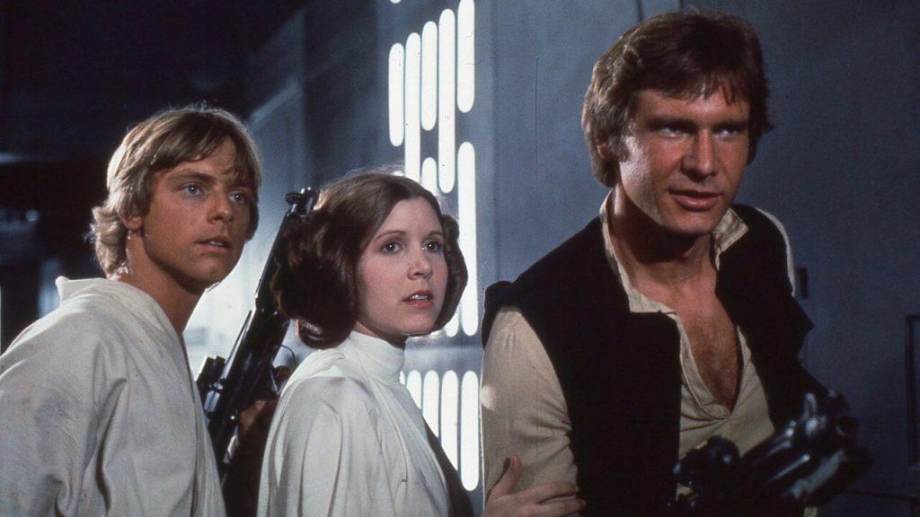 Оригинальная трилогия «Звёздных войн»