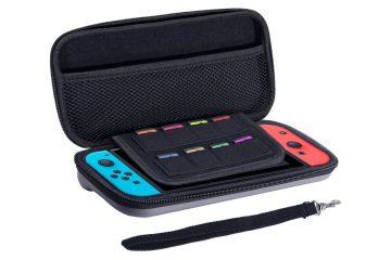 Лучшие аксессуары для Nintendo Switch