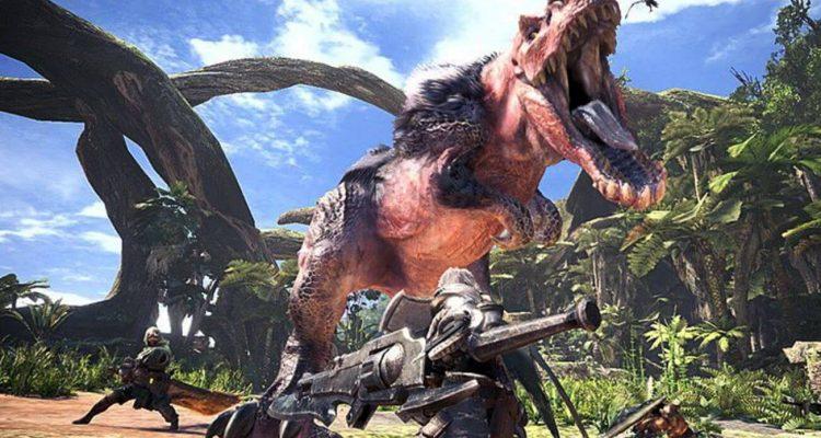 Наилучшее оружие для новичков в игре Monster Hunter: World