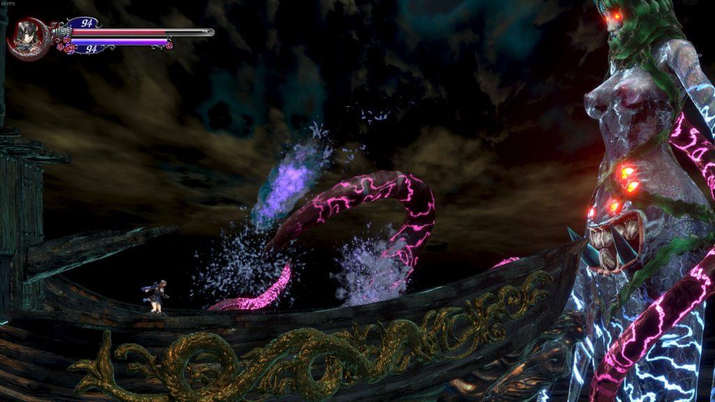 Появились первые моды на раздевание персонажей Bloodstained: Ritual of the Night