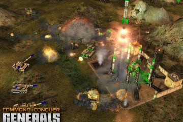 Command & Conquer: Generals INI Files