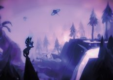 Electronic Arts выпустили приключенческую игру «Fe»