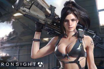 Геймплей Ironsight - открытая бета уже доступна