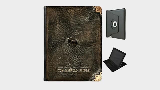 Чехол для iPad в виде дневника Тома Реддла