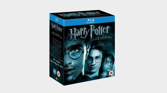 Полная коллекция фильмов на Blu-Ray