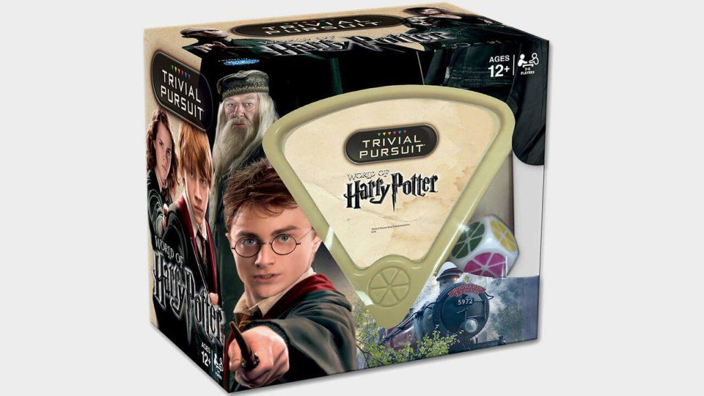 Тривиал Персьют по мотивам «Гарри Поттера»
