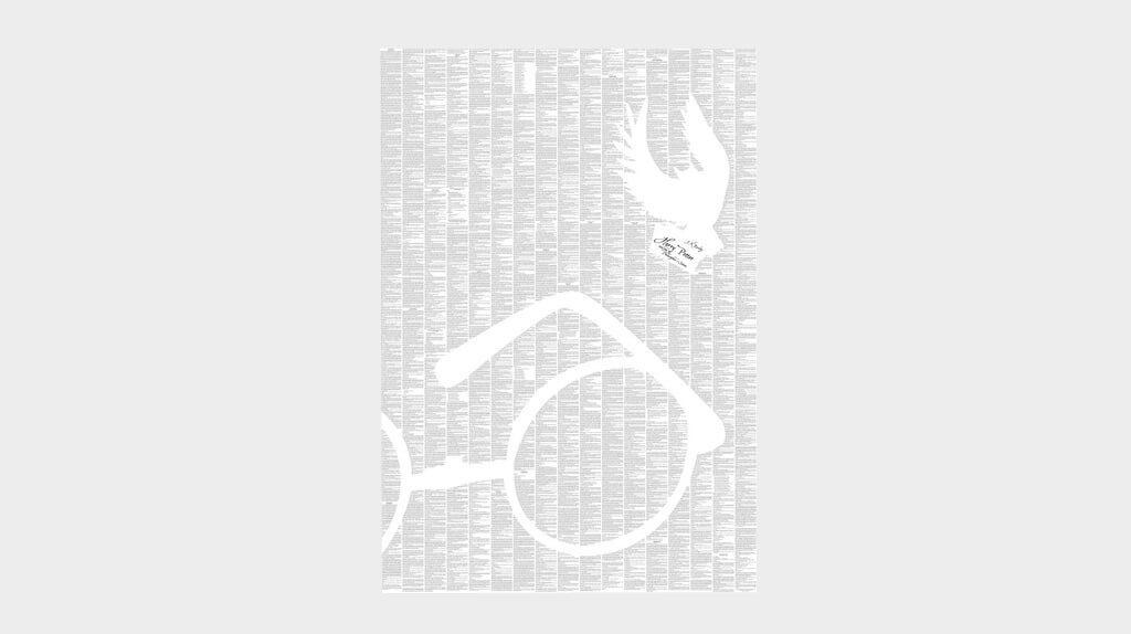 Принт «Философский камень на одной странице»