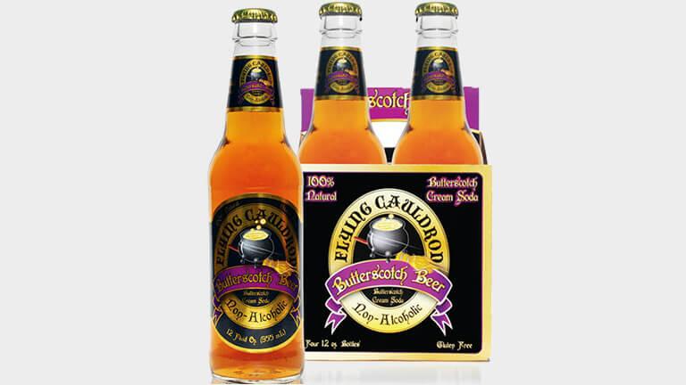Пиво со вкусом ирисок